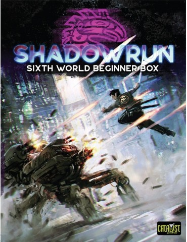 Shadowrun: Sixth World...