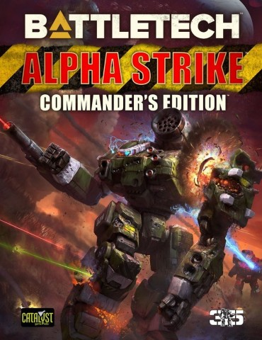 BattleTech : Alpha Strike -...