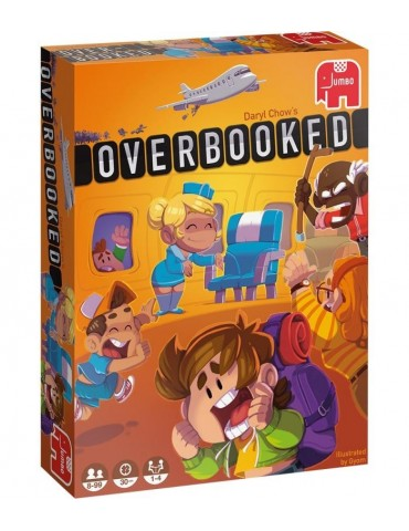 Overbooked (Inglés)