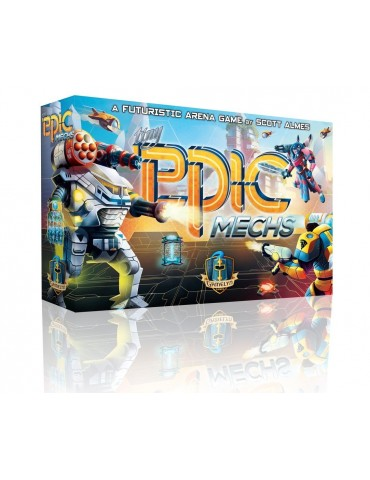 Tiny Epic Mechs (Inglés)