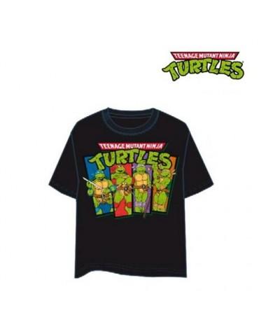 Camiseta: Las Tortugas Ninja