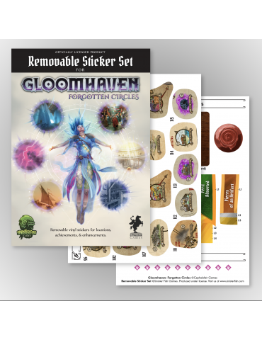 Gloomhaven Removable...