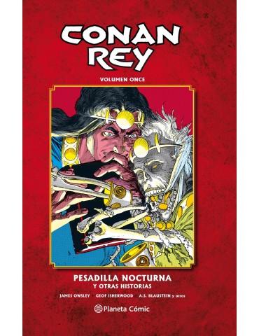 Conan Rey Nº11/11
