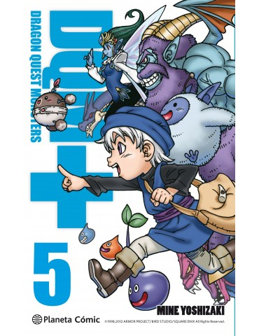 Dragon Quest Monsters Nº05/05
