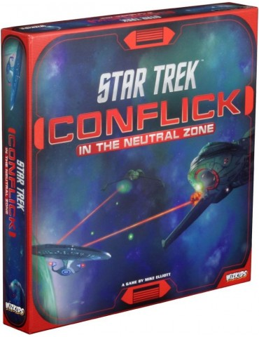 Star Trek: Conflick in the...
