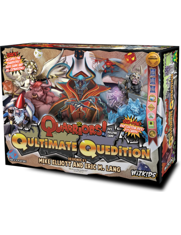 Quarriors! Qultimate Quedition