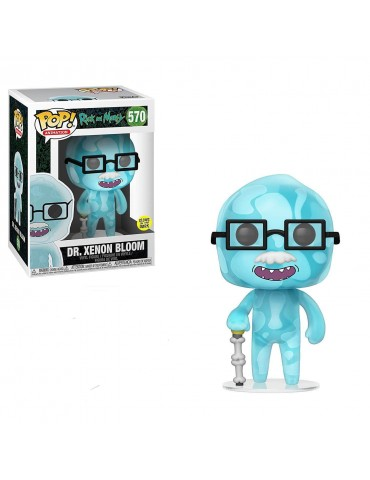 Figura POP Rick y Morty...