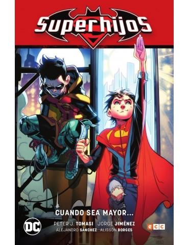 Superhijos vol. 01: Cuando...