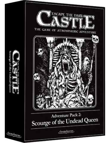 Escape the Dark Castle:...