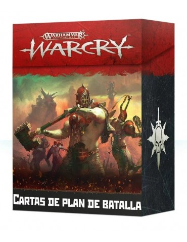 Warcry: Cartas de Plan de...