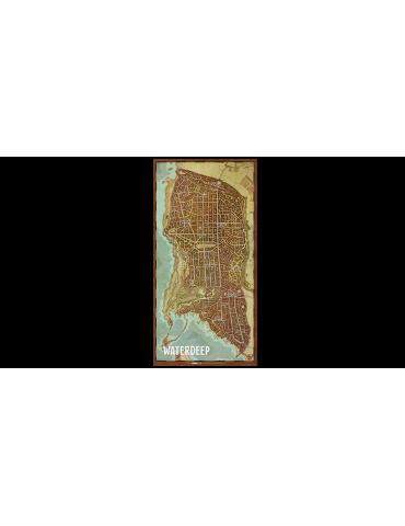 Dungeons & Dragons: Mapa de...