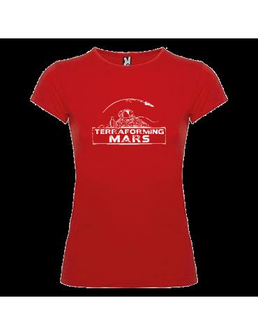 Camiseta Mujer Astronauta TM