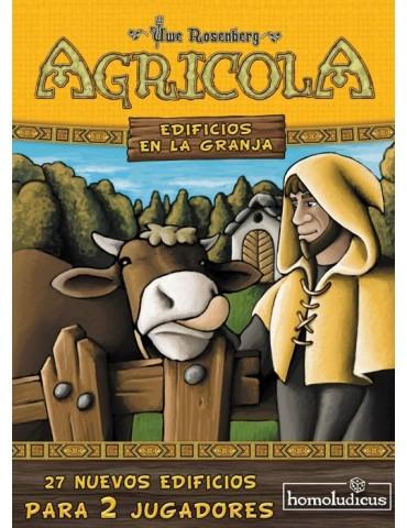 Agrícola: Edificios en la...