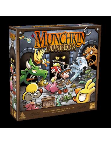 Munchkin Dungeon (Inglés)
