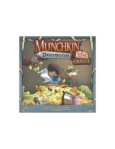 Munchkin Dungeon: Side...