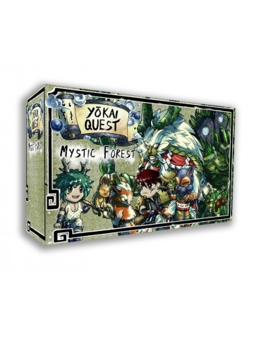 Yokai Quest: Mystic Forest
