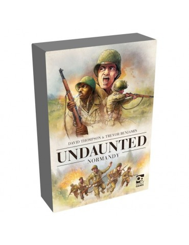 Undaunted: Normandy (Inglés)