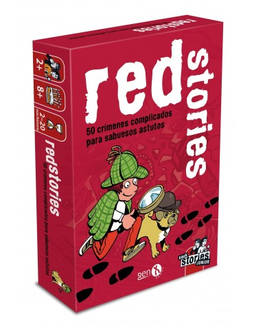 Black Stories Junior: Red...