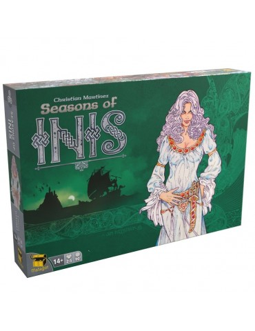 Inis: Seasons of Inis (Inglés)