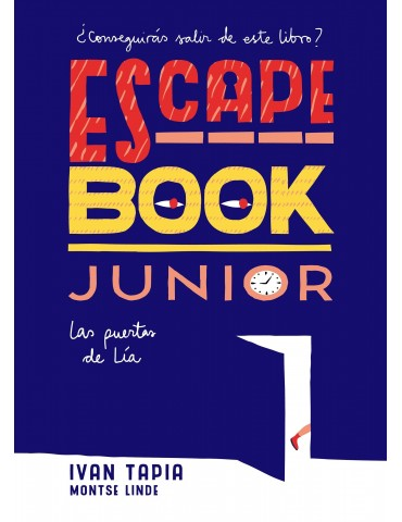 Escape Book Junior: Las...