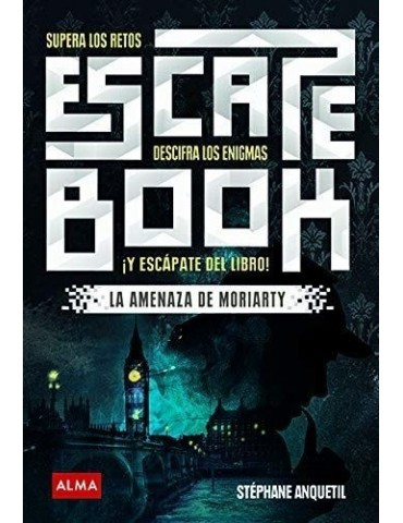 Escape Book: La Amenaza de...