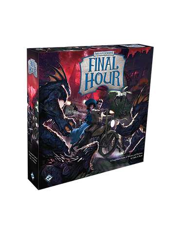 Arkham Horror: Final Hour...