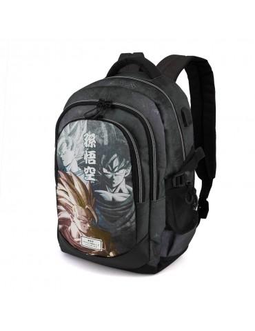 Mochila Dragon Bal:l Goku...