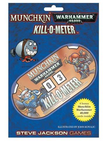 Munchkin Warhammer 40000:...