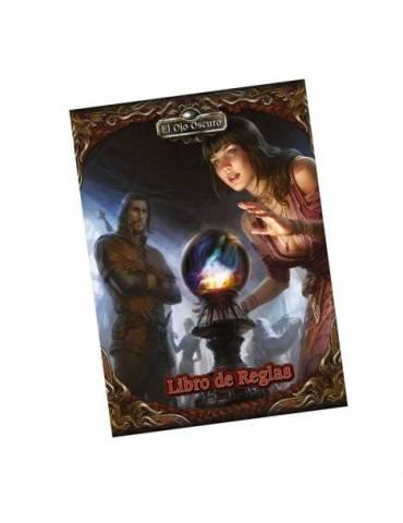 El Ojo Oscuro (Edición Verkami) + Revelaciones Celestiales + Contenido Adicional + 3 Láminas + 6 PJ + Copia Digital