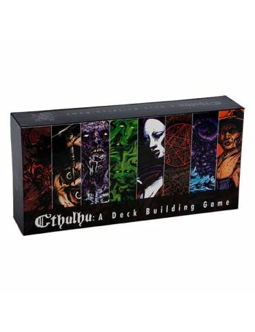 Cthulhu: A Deck Building Game (Second Edition)