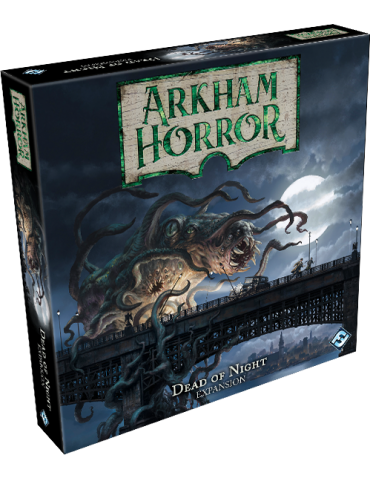 Arkham Horror: Dead of Night (Inglés)