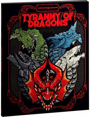 Dungeons & Dragons: Tyranny...