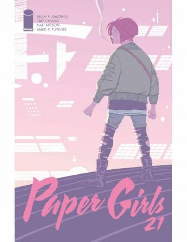 Paper Girls Nº21/30