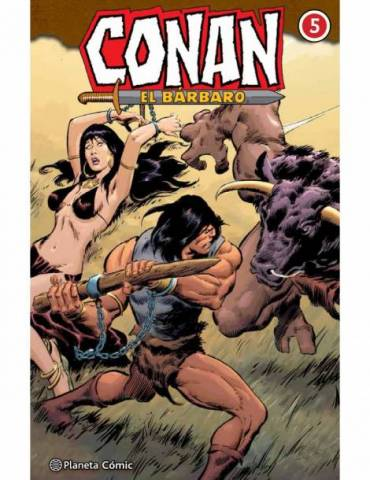 Conan El Bárbaro (Integral) Nº05/10