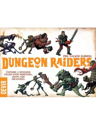 Dungeon Raiders (New...