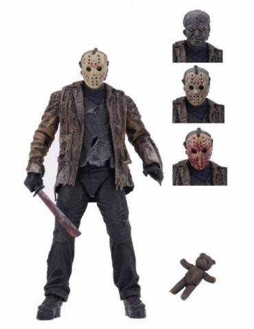 Figura Ultimate Jason Voorhees: Freddy Vs Jason