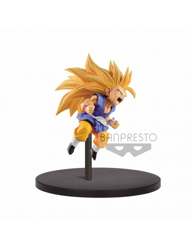 Figura Dragon Ball Super Son Goku Fes!! Vol.10: Son Goku Super Saiyan 3 10 cm