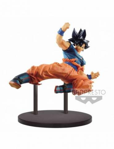 Figura Dragon Ball Super Son Goku Fes!! Vol.10 Ultra Instinct -Sign-: Son Goku 20 cm