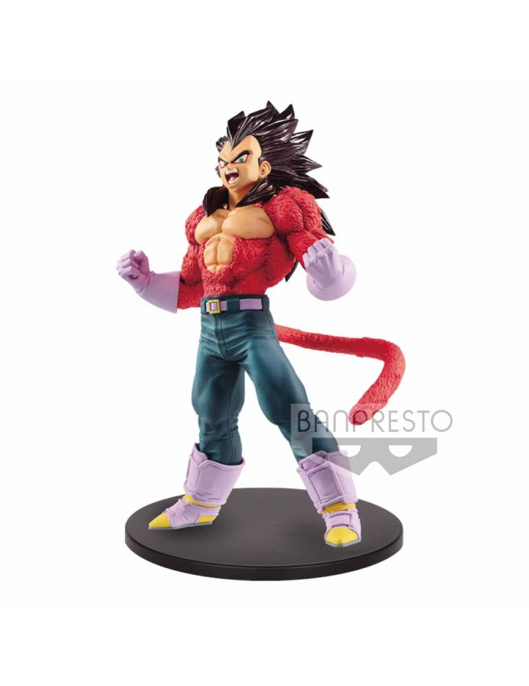 Figura Dragon Ball Gt Blood Of Saiyans Special IV: Super Saiyan 4 Vegeta 20 cm