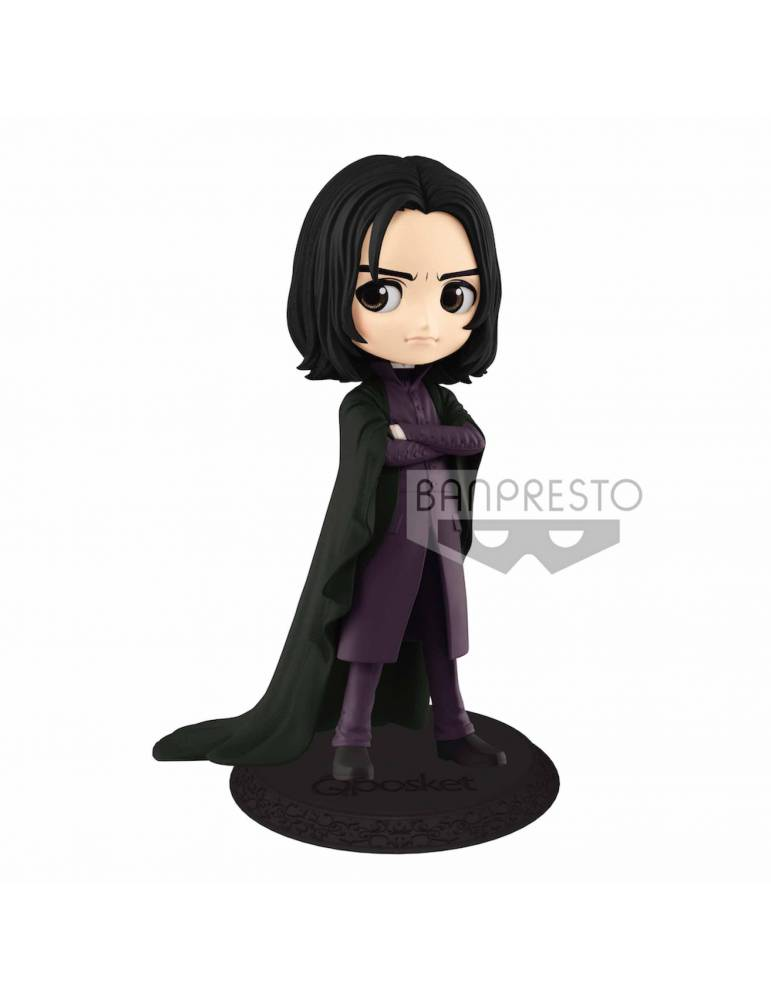 Figura Harry Potter Q Posket: Severus Snape Color Normal 15 cm