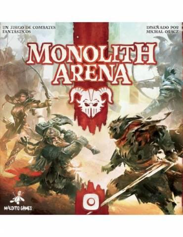 Monolith Arena (Castellano)