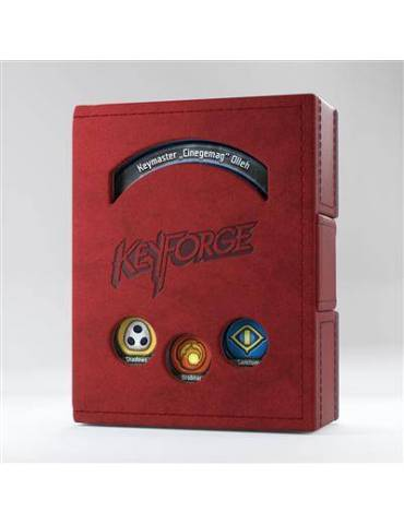 Keyforge: Red Deck Book ML