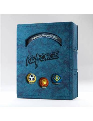 Keyforge: Blue Deck Book ML