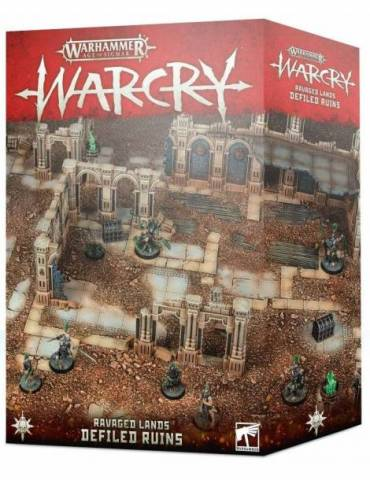 Warcry: Ravaged Lands - Defiled Ruins