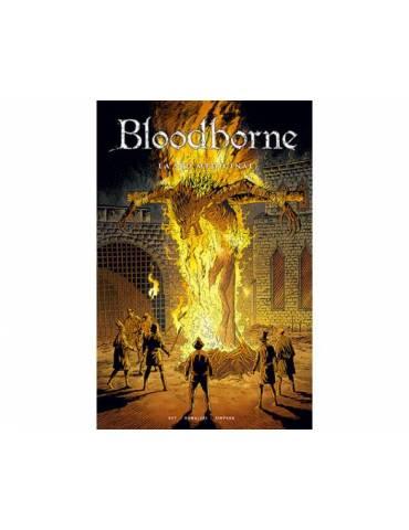 Bloodborne 02.La Sed Medicinal