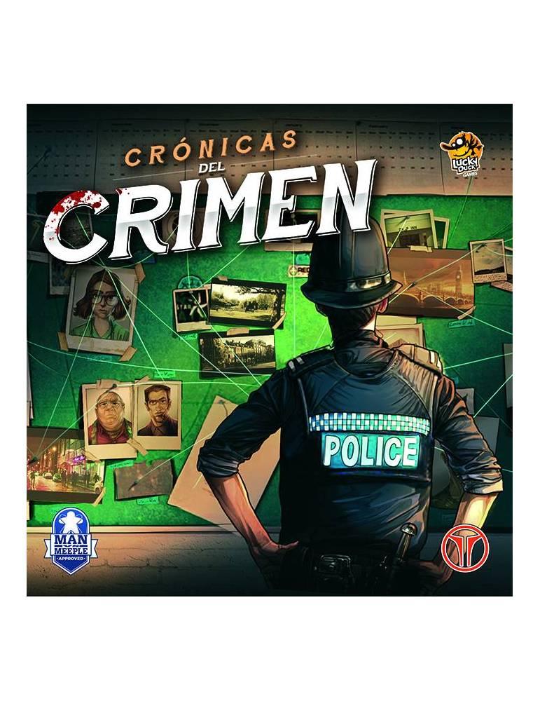 Crónicas del Crimen + Mazo corregido