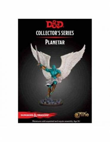 Dungeons & Dragons: Collectors Series Miniatures - Miniatura sin pintar Dungeon of the Mad Mage Planetar