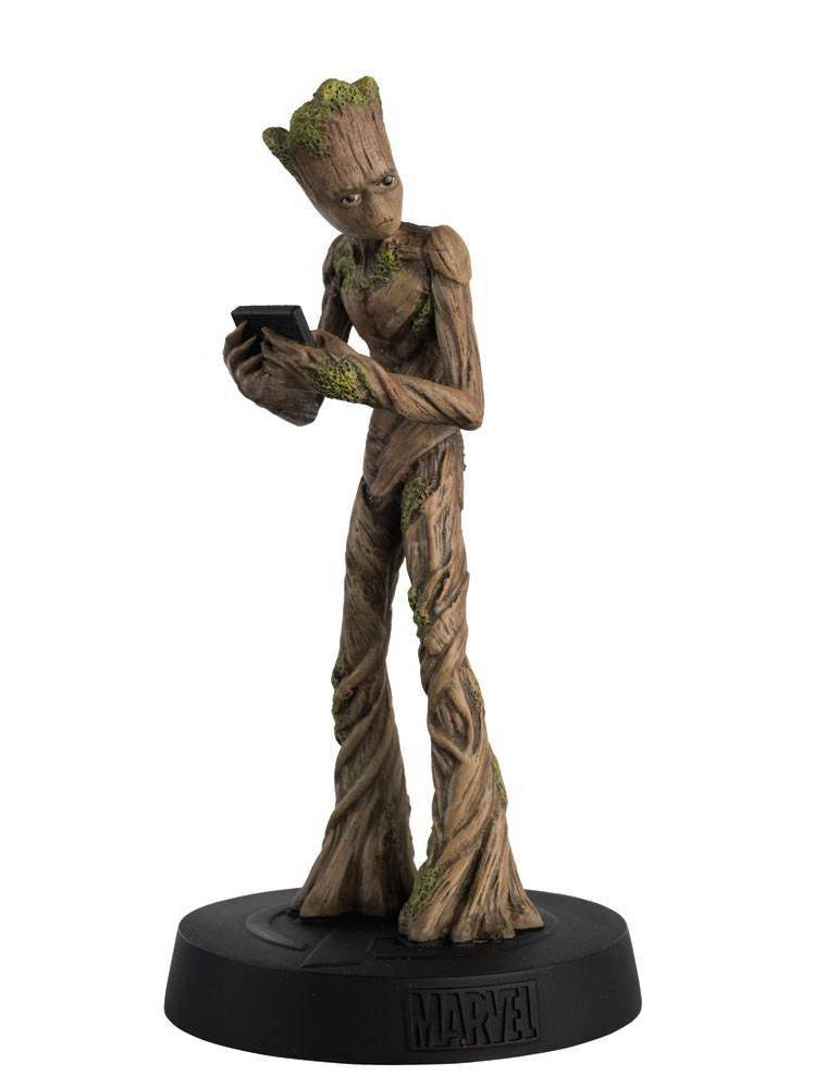 Figura Marvel Movie Collection 1/16: Groot (Teenage) 13 cm