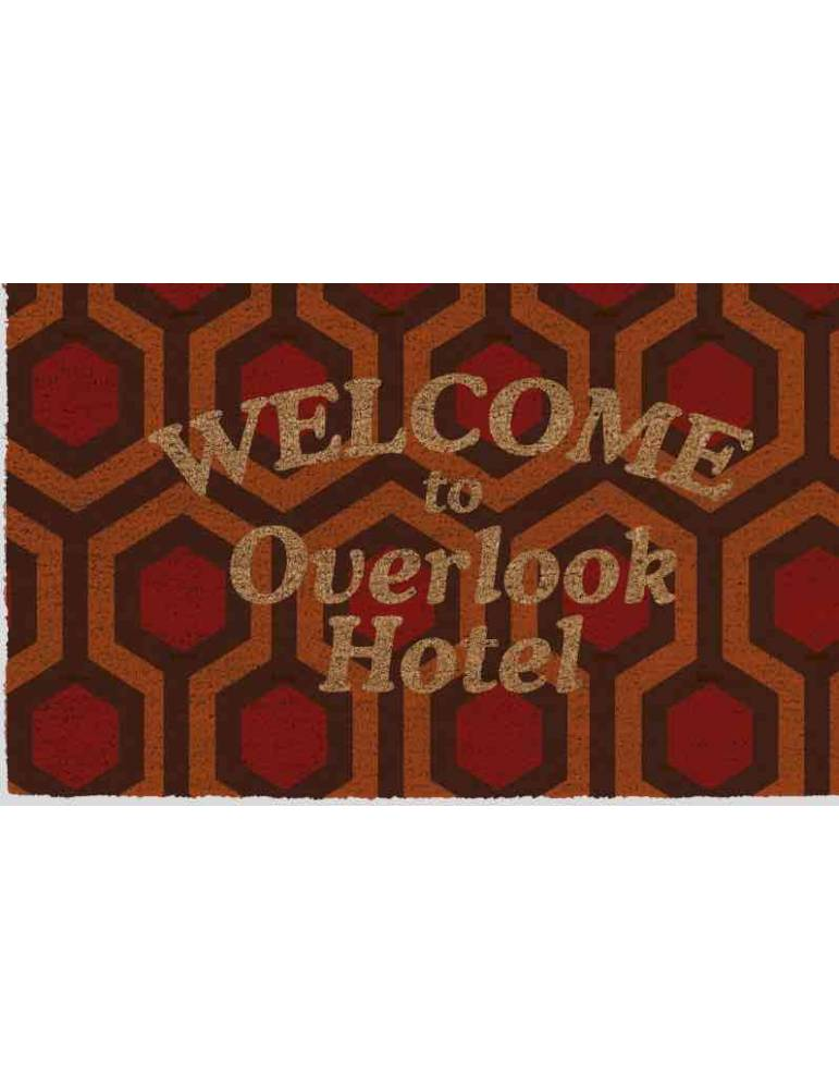 Felpudo El Resplandor: Welcome Overlook Hotel