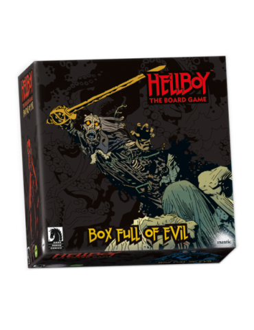 Hellboy: Box Full of Evil (Edición Kickstarter) (Inglés)